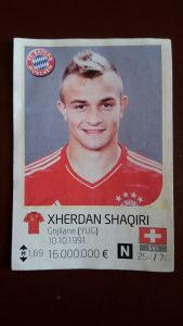 Slicice Liga prvaka 2013/2014 Shaqiri