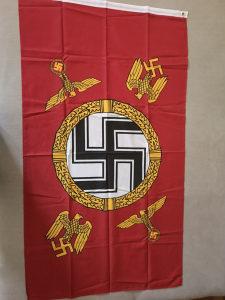 WW2 Reich zastave(replike)3kom.[[150cmx100cm]]