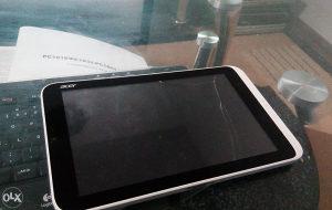 Acer iconia-tablet za dijelova