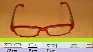 Naočale dioptrijske- Fabricio (DPT    +1)