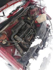 Motor Golf 2  dizel 1.6 40kw