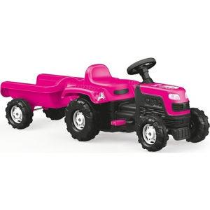 Traktor sa prikolicom za djevojčice Dolu, IGRAČKE