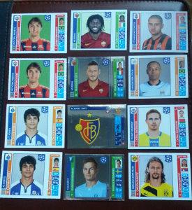 Slicice Panini - Liga prvaka 2014-2015 - 12 komada