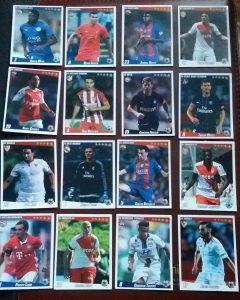 Slicice Fudbaleri 3 - Football Stars Stickers 16 komada