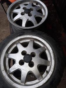 Aluminijumske felge 14 4kom