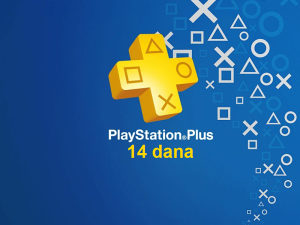 PlayStation Plus play station plus 14 dana PS Plus