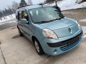 Renault Kangoo putnicki Caddy Life klima