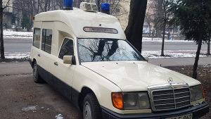Mercedes benz 124 karavan hitna pomoc
