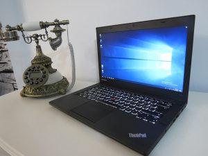 Laptop Lenovo T440 i5-4200u / 8gb / 500gb / 12 mj.gar