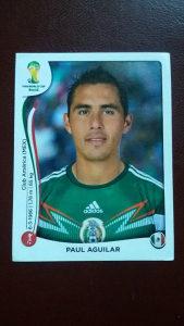 Slicice Fifa World Cup 2014 - Paul Aguilar