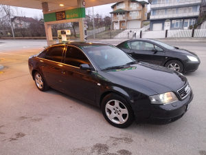 Audi A6 quattro plin 4x4 registrovan