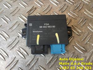 Parking modul Peugeot 5008. 9800266380
