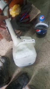 Alfa 159 boca tekucine za pranje sajbe