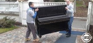 Prevoz Klavira prenos sa radnicima