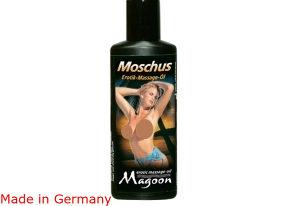 Ulje za masažu Mošus 100ml Magoon Sex Shop LoveStories