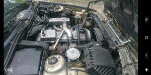 Motor Bmw e34 524td 2.4