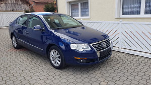 VW Passat 1.9 TDI 77KW BlueMotion,Godište:2008,Chrom-Paket,Uvoz Njemačka