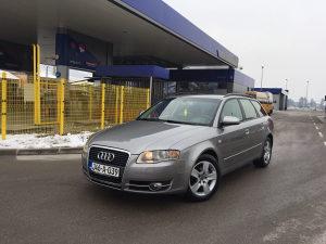 Audi A4 2.0 TDi 8v 1 bregasta Mod 2008 Full