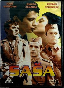 Saša DVD