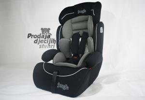 JUNGLE Avant autosjediste/autosjedalica za djecu 9-36kg