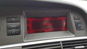 Audi a6 4f ekran multimedije
