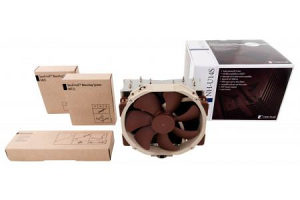 Noctua CPU Cooler NH-U14S Slim design