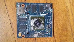 ATI Mobility Radeon HD 4650 1GB laptop