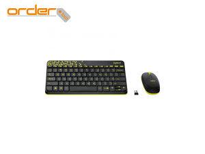 Logitech Desktop set MK240