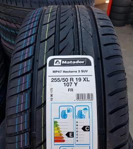 255 50 19   Matador