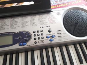 Klavijatura Casio