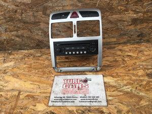 Peugeot 307 radio/BP503869173354
