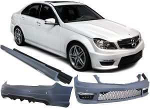 SET BRANIKA MERCEDES W204 AMG BRANIK KIT