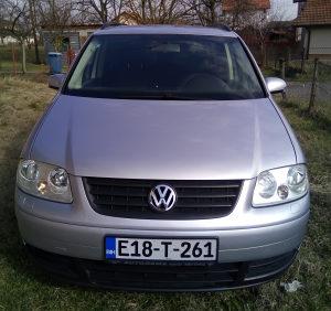 PRODAJEM VW TOURAN SA 7 SJEDISTA 065802373