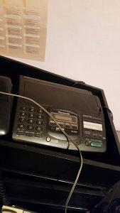 Faks aparat