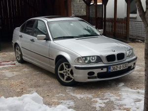 BMW E46 M PAKET INDIVIDUAL 320D m optic