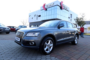 Audi Q5 2.0 TDI Quattro EXCLUSIVE 177 KS FACELIFT
