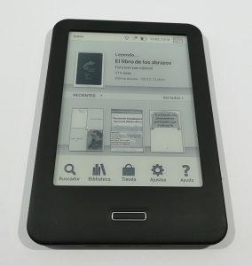 bq Nubico 6GB ebook čitač knjiga