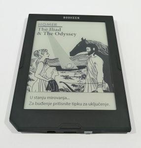 Bookeen e-čitač Cybook Muse Frontlight 2