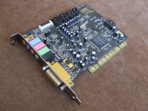 Sound Blaster Live 5.1 Digital