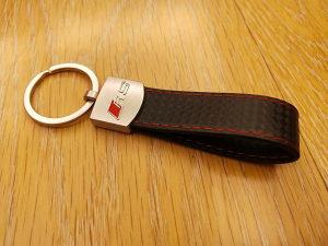 RS privjesak za kljuceve Audi privjesak Audi RS
