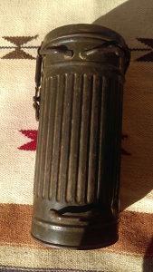 Kutija rajh - futrola gas maska Wehrmacht ww2