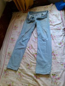 Jeans, farmerke LEVIS 501, velicina 34 /36