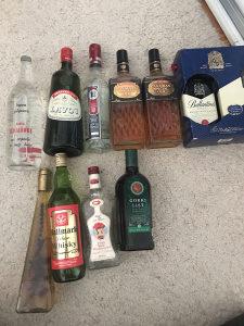 Alkohol, viski, rakija