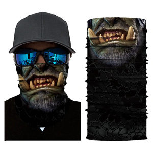 Fantomka. Potkapa. Maska za skijanje bord