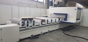 SCM CNC MASINE