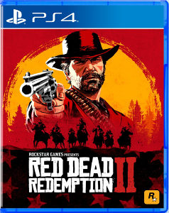 RED DEAD REDEMPTION 2 PS4 DIGITALNA IGRA