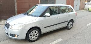Škoda Fabia 1.9 tdi Tek registrovana mod 2011 godina