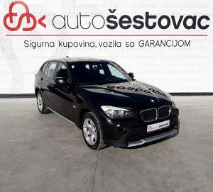 BMW X1 xDrive 2.0d 177ks