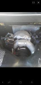 Turbina mercedes 320 280 v6 w211 ml  cls...