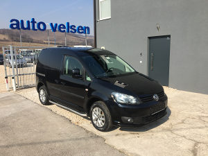 VW CADDY 1,6 TDI 75 KW 2013